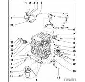 2000 Vw Jetta DiagramThe Car Is Leaking Anti Freeze Yet Ihoses