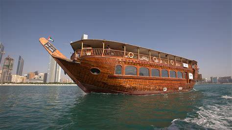boat service in abu dhabi abu dhabi dhow cruise 250 persons capacity marina