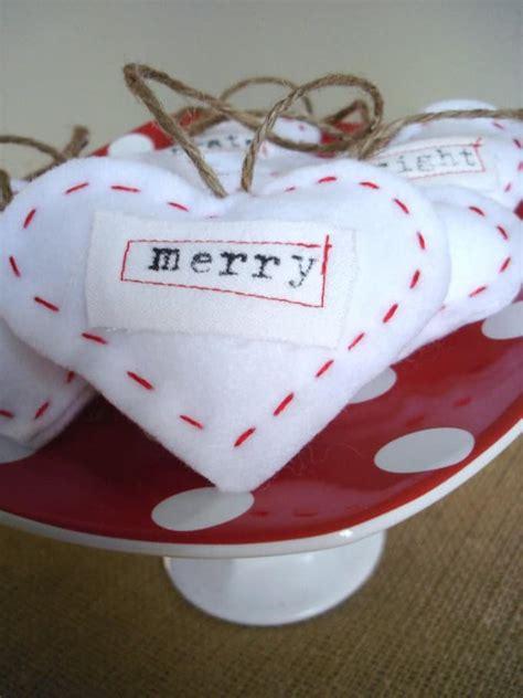 Typography Heart Tutorial | typography heart ornaments burlap blue