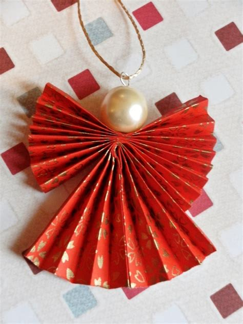 Easy Origami Decorations - origami decoration in and gold folksy