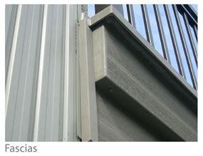 Comment Couvrir Un Balcon Ouvert by Balcon En Fibre De Verre Imitation De Bois