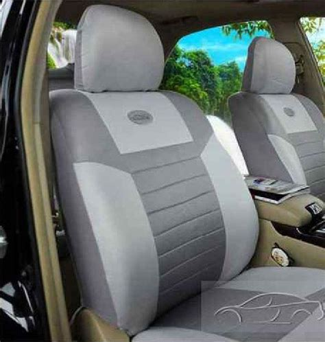 Handmade Car Seat Covers - purchase new the stylish elegance of fabrics