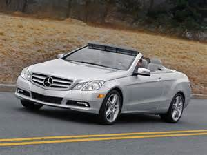 Mercedes E350 Convertible Used 2013 Mercedes E Class Price Photos Reviews Features