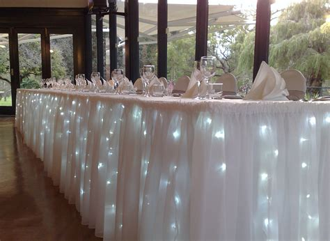 wedding decoration lights bridal table light interior home designs