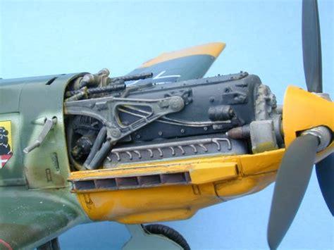 airfix  messerschmitt bf  large scale planes