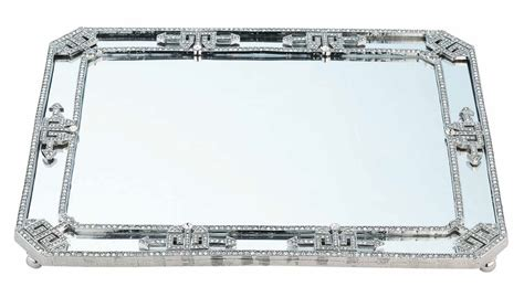 riegel deco mirror vanity tray vt1502