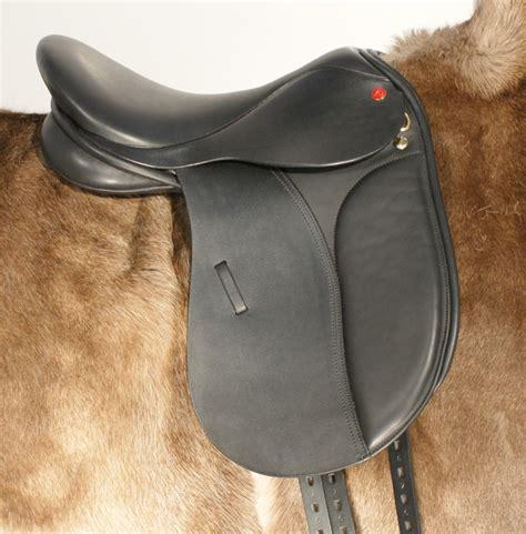 Comfort Saddle by Comfort Pro Pony Dressage Saddle