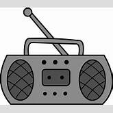 Radio Clipart | Free Download Clip Art | Free Clip Art | on Clipart ...