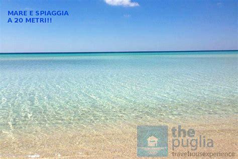 sulla spiaggia puglia 10 vacanze e appartamenti sul mare in salento the