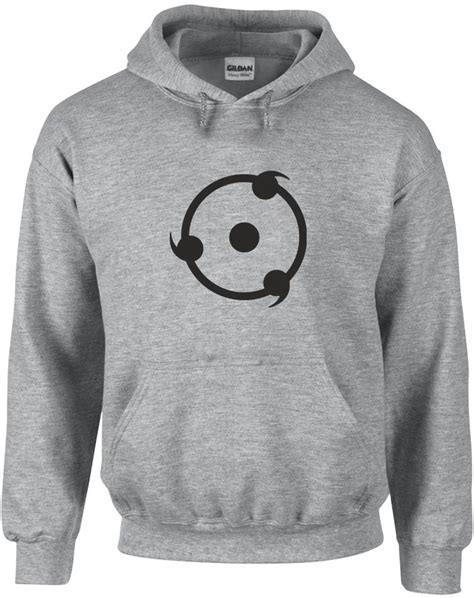 Sweater Anime Uchiha Clan 4 Colour Sweater Wa Nrt 24 the sharingan printed hoodie