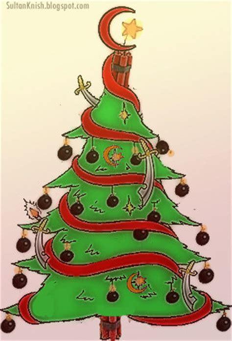 info on islam islam s jihad against christmas