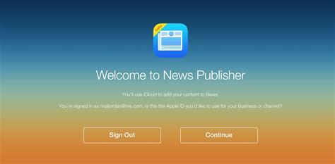 apple news apple news publisher patrick padley