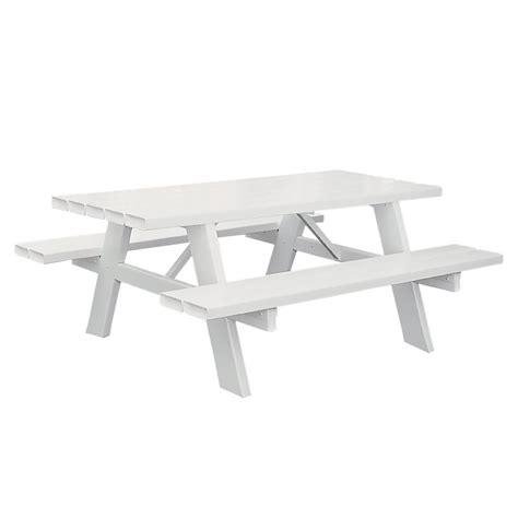 folding picnic table home depot lifetime wood grain folding picnic table 60105 the home
