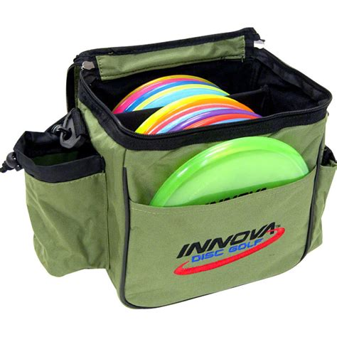 innova disc golf standard disc golf bag assorted colors