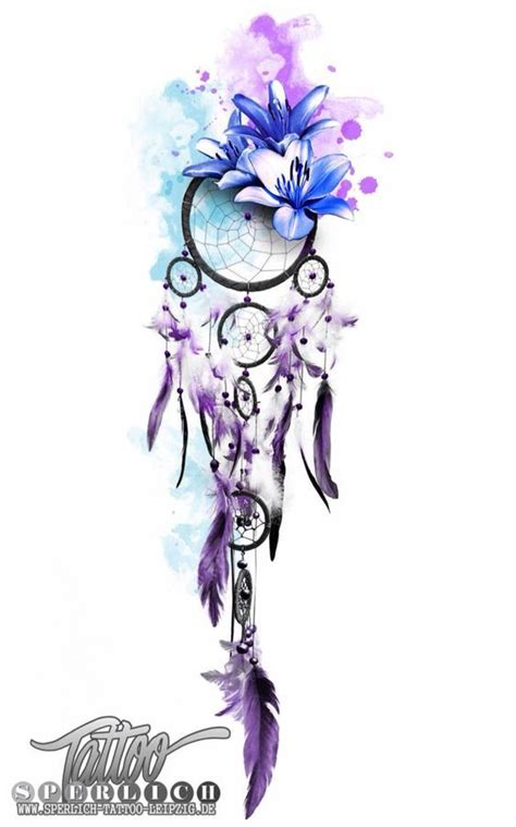 design dream 25 best ideas about watercolor dreamcatcher tattoo on