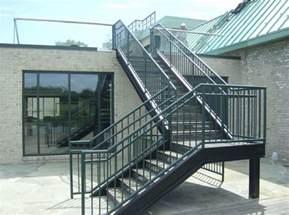 Osha Requirements For Handrails Industrial Stairways Steel Staircase Osha Stairways