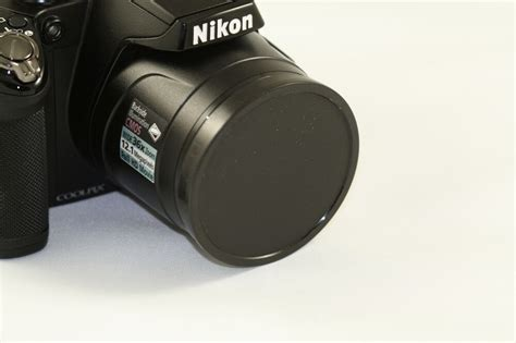 push up front lens cap cover for nikon coolpix p500 l110 p80 digital ebay