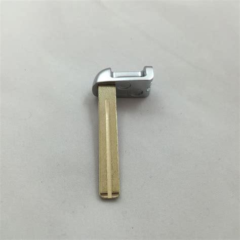 hyundai emergency hyundai emergency key blade hyun 10