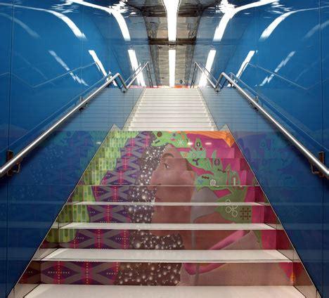 cc le porte di napoli design per interni architettura e design per la metro di