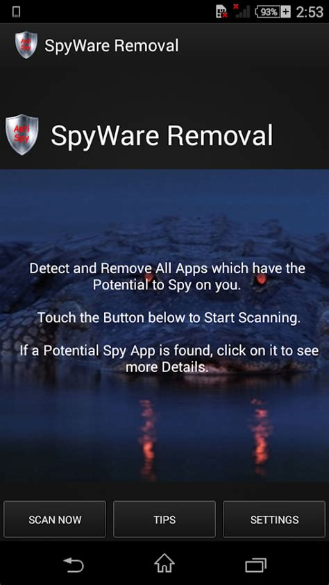 spyware removal anti android apps on play - Free Spyware For Android