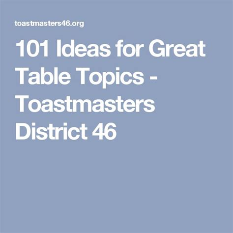 toastmasters table topics tips the 25 best table topics ideas on table