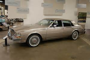 82 Cadillac Seville 1982 Cadillac Seville R E Olds Museum 148 N Flickr