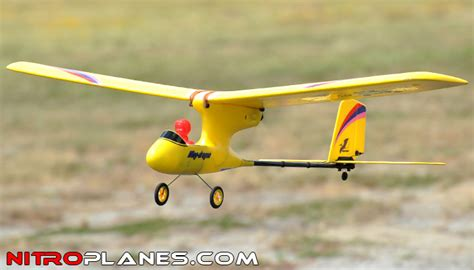 Combo Rc Plane Electric Slowfly 2 4ghz tech wing 3 channel rtf flyer