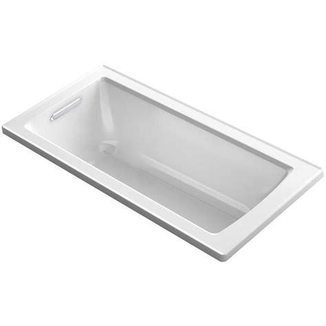 bootz maui bathtub bootz industries maui 5 ft left drain soaking tub in