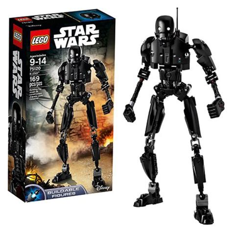 Funko Pop Wars Series K2so One lego wars rogue one 75120 constraction k 2so lego