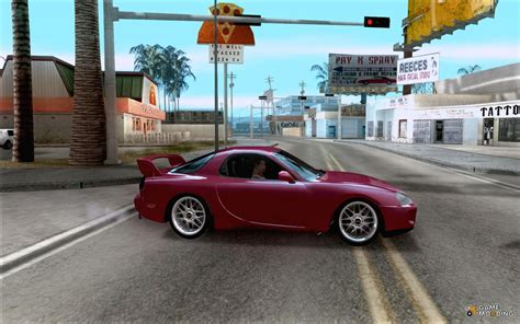 mazda rx7 bathurst mazda rx7 fd3s type r bathurst for gta san andreas