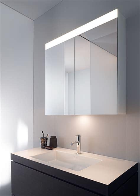 spiegelschrank duravit eclairage et miroir duravit