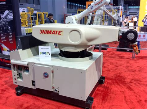 libro real and industrial robots automate 2011 robot roundup
