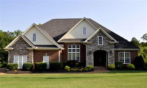home exterior design brick and stone exterior colors for brick homes red brick and stone