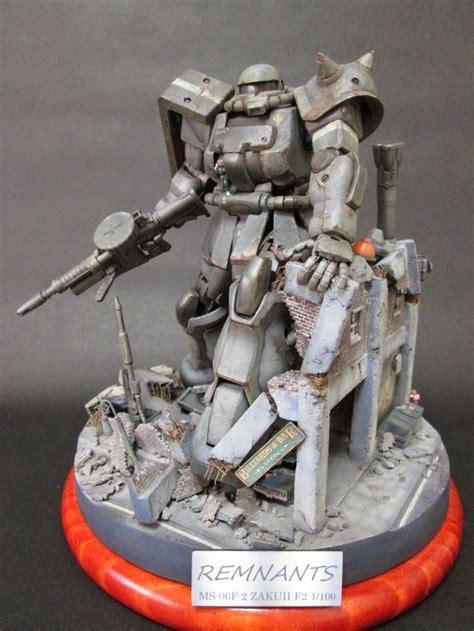 Diorama Gundam Gunpla 10 images about gunpla diorama on survival and gundam model