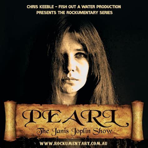 pearl  janis joplin story arts margaret river