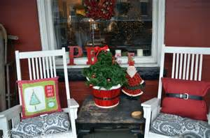 christmas front porch home stories a to z