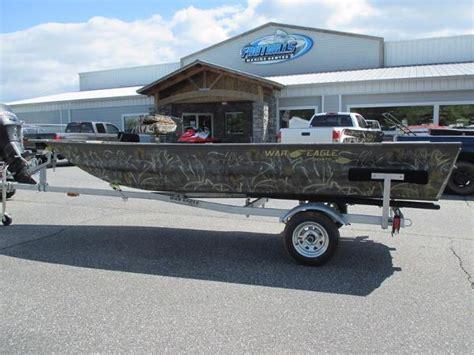 war eagle boats 648ldv war eagle boats for sale boats