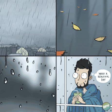 imagenes comicas de lluvia 87 mejores im 225 genes sobre d 237 as tardes y noches de lluvia