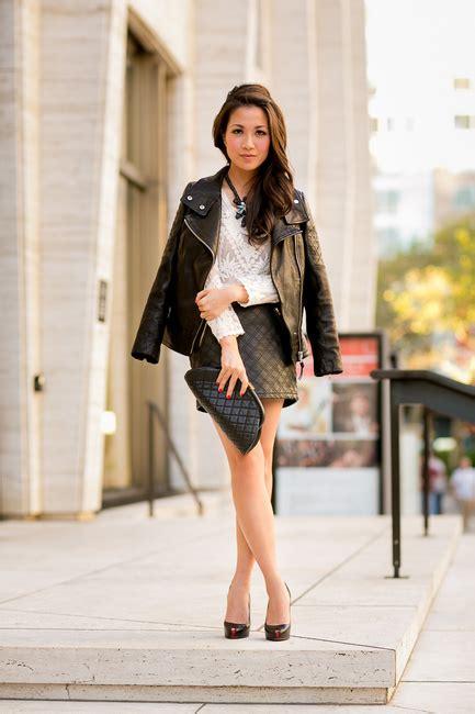 Midi Heels Boot Megan Berkualitas lace and leather kombinleri siyah beyaz kombinler