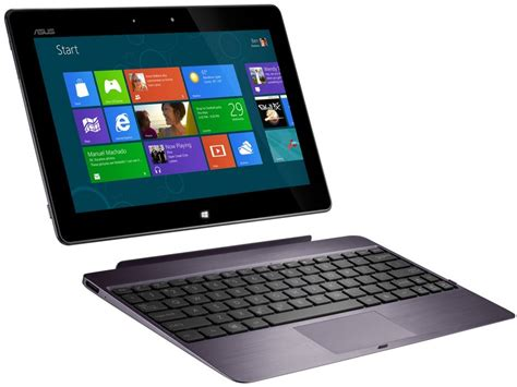 Tablet Laptop Asus Transformer asus details tablet 600 and tablet 810 with windows 8 notebookcheck net news