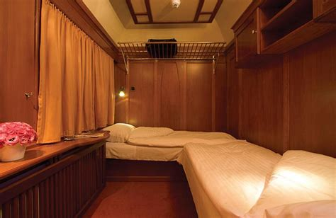 Sleeper Ro by Golden Eagle Danube Express Luxury Club 2015