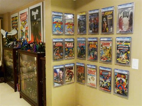 comic book shelves another satisfied guest loving comicmount new quot two in one