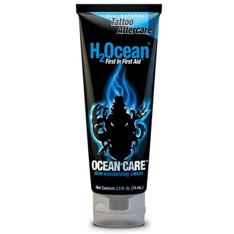 tattoo aftercare cream reviews h2ocean ultimate tattoo care tattoo aftercare kit