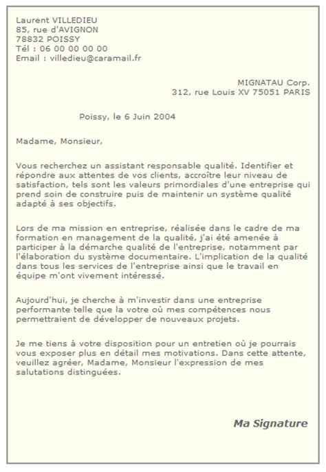 Lettre De Motivation Vendeuse En Téléphonie Cover Letter Exle Exemple De Lettre De Motivation Pour Un Stage Linguistique