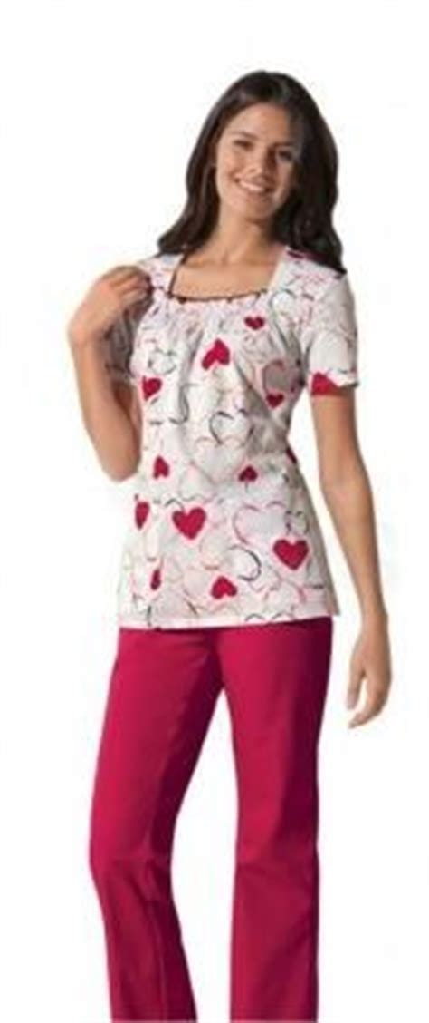 valentines day scrubs print scrub tops on scrubs scrubs and
