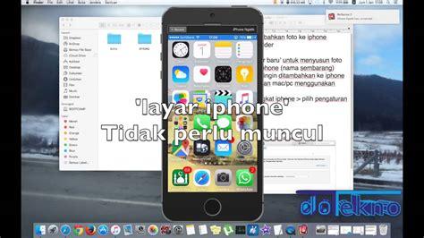 tutorial menggunakan ipos 4 cara mudah menyelaraskan menambahkan foto ke iphone