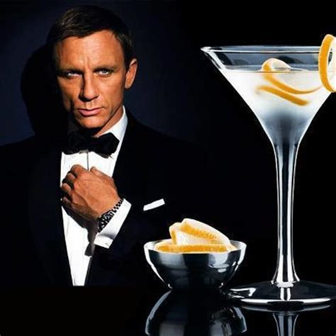 bond martini the way to drink martini fashion style guru