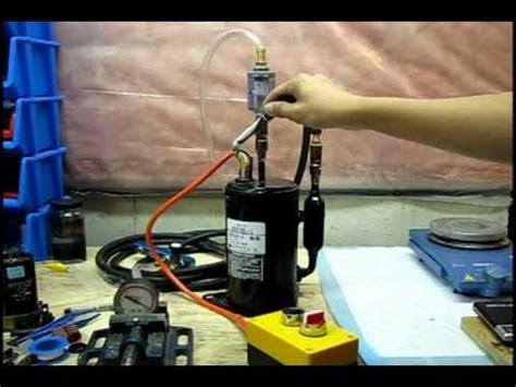 diy vacuum repurposing refrigeration compressors