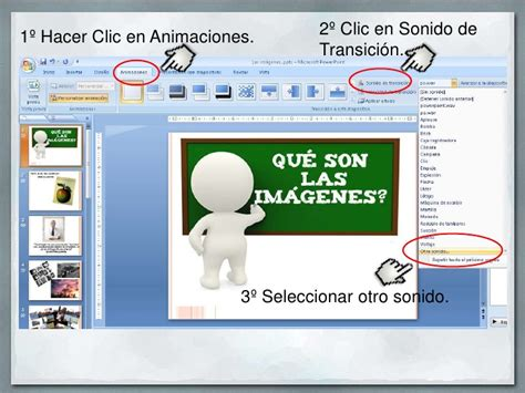 como insertar imagenes con movimiento en power point 191 c 243 mo insertar sonido en power point