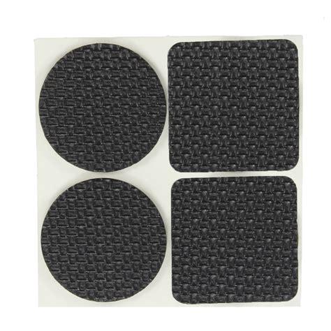 4pcs adhesive rubber furniture table floor protector